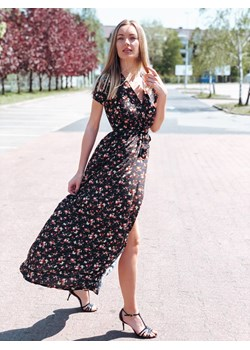 Sukienka Spring Black  Fashionyou  - kod rabatowy