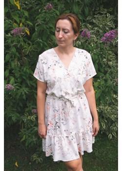Sukienka Carla White Olivkabutik.pl  promocyjna cena olivkabutik  - kod rabatowy