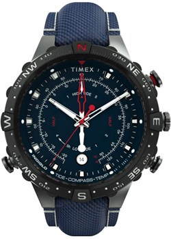 Zegarek Męski TIMEX Allied TW2T76300 TIMEX  TimeandMore okazyjna cena  - kod rabatowy