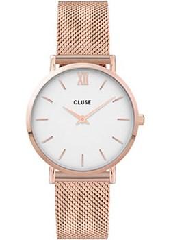 Zegarek CLUSE Minuit CW0101203001 (CL30013 )  Cluse okazyjna cena TimeandMore  - kod rabatowy
