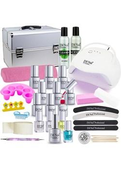 Zestaw hybrydowy PREMIUM lampa UV LED Eclipse 48W  Em Nail Professional okazja em-nail.pl  - kod rabatowy