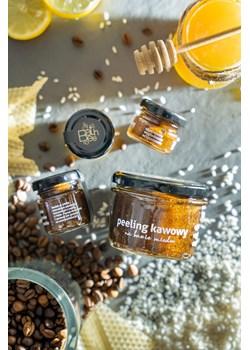 Kawa – 100% naturalny peeling miodowy/ słoik 250g Bathbee Sp. Z O.o Bathbee - kod rabatowy