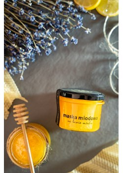 Miód – 100% naturalna maska do ciała/ słoik 250g Bathbee Sp. Z O.o Bathbee - kod rabatowy