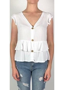 Bluzka Dream It White ONE SIZE   promocyjna cena you store  - kod rabatowy