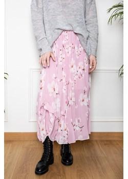 Spódnica Nina Pink   you store - kod rabatowy