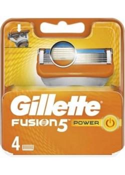 Gillette Fusion Wkład do Maszynki 4 szt dla Mężczyzn Gillette  Faldo - kod rabatowy