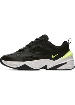 Buty damskie Nike M2K Tekno - Czerń Nike okazyjna cena Nike poland - kod rabatowy