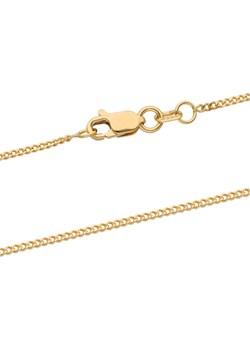 złoty łańcuszek pancerka 45 cm Irbis.style irbis.style - kod rabatowy