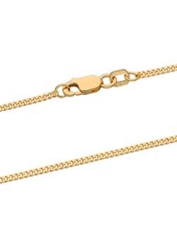 złoty łańcuszek pancerka 50 cm Irbis.style irbis.style - kod rabatowy