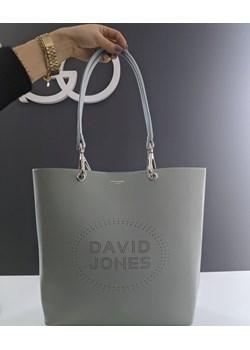 Torebka typu shopper David Jones  fagobutik.pl - kod rabatowy