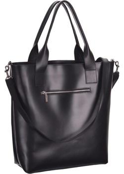 Modna torba damska TREVISO gładka skóra Designs Fashion wyprzedaż Designs Fashion Store - kod rabatowy