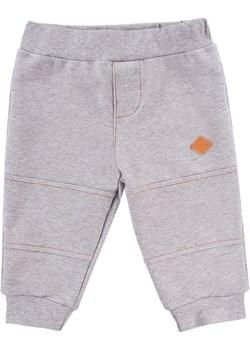 Spodnie dresowe TRIP szary melange   Eevi - kod rabatowy