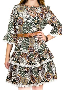 Sukienka Veska  Gms Studio manumo - kod rabatowy