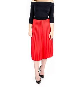 Spódnica Medalio red  Beautypro wyprzedaż manumo  - kod rabatowy