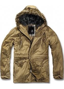 Wojskowa męska kurtka zimowa Explorer vintage Brandit Urban Babe okazja - kod rabatowy
