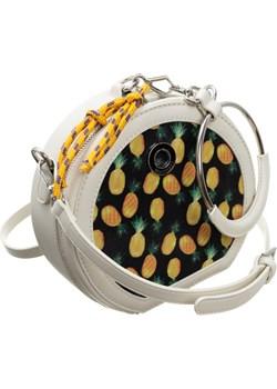 Monnari® oryginalna okrągła torebka damska listonoszka ananasy Monnari  rovicky.eu okazja  - kod rabatowy