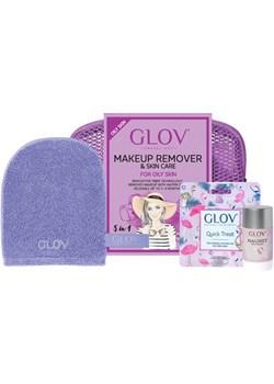 Podróżny zestaw do demakijażu cery tłustej GLOV Travel Set Oily Skin Glov   - kod rabatowy