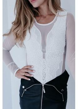 BODY TULLE WHITE  Fashion Manufacturer SHOPAHOLIC`S DREAM - kod rabatowy
