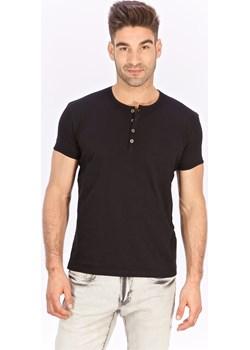 Koszulka polo czarna Lanieri Fashion  Lanieri.pl - kod rabatowy