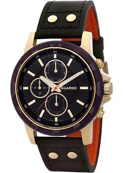 Zegarek Męski Guardo Premium 11611-6  Guardo ChronoFashion.pl - kod rabatowy