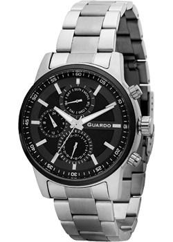Zegarek Męski Guardo Premium 11633-1 Guardo  ChronoFashion.pl - kod rabatowy