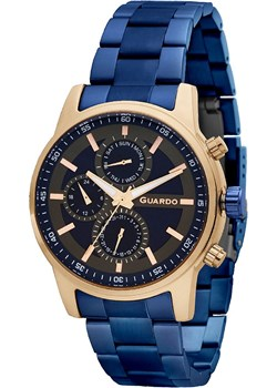 Zegarek Męski Guardo Premium 11633-4  Guardo ChronoFashion.pl - kod rabatowy