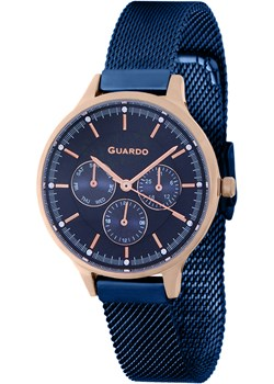 Zegarek Damski Guardo Premium 11636-6 Guardo  ChronoFashion.pl - kod rabatowy