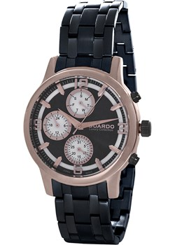Zegarek Męski Guardo Luxury S01540(1)-5  Guardo ChronoFashion.pl - kod rabatowy
