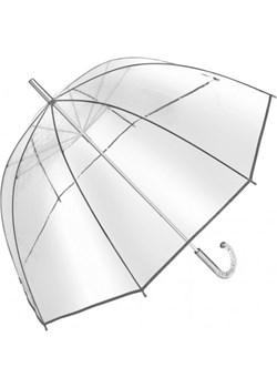 Bellevue głęboka parasolka przezroczysta   Parasole MiaDora.pl - kod rabatowy