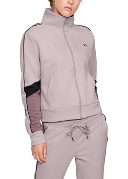 Damska bluza treningowa UNDER ARMOUR Double Knit FZ Under Armour  wyprzedaż Under.com.pl  - kod rabatowy