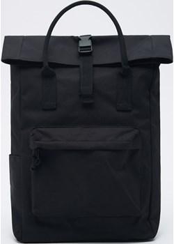Sinsay - Czarny plecak - Czarny  Sinsay  - kod rabatowy