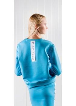 DISM LADY SWEATSHIRT Blue XS   promocyjna cena DISMISSED  - kod rabatowy
