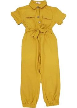 KOMBINEZON MIODOWY   Petit Boutique - Moda Dziecięca - kod rabatowy