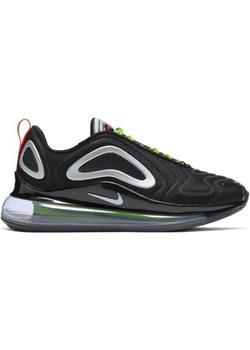 Nike Air Max 720 (CT3435-001) BLACK/METALIC SILVER  Nike Street Colors - kod rabatowy