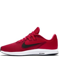 Męskie buty do biegania Nike Downshifter 9 - Czerwony Nike  wyprzedaż Nike poland  - kod rabatowy