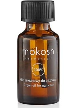 Mokosh Olej arganowy do paznokci - 12ml  Mokosh CRAVVI - kod rabatowy