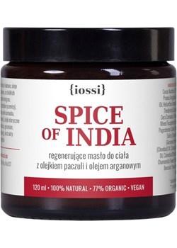 Spice of India. Regenerujące masło do ciała 120 ml Iossi  CRAVVI - kod rabatowy
