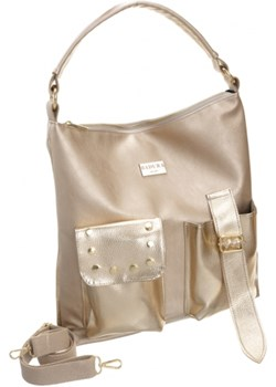 Torebka damska shopper bag BADURA 98094 Badura  Skorzany - kod rabatowy