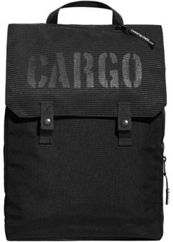 Plecak REFLECTIVE black MEDIUM MEDIUM black  Cargo By Owee  - kod rabatowy