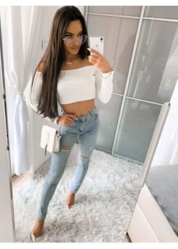 Spodnie Arysa Jeans -  Mojespodnie mojespodnie.pl - kod rabatowy