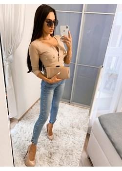 Spodnie Lara Jeans - Mojespodnie mojespodnie.pl - kod rabatowy