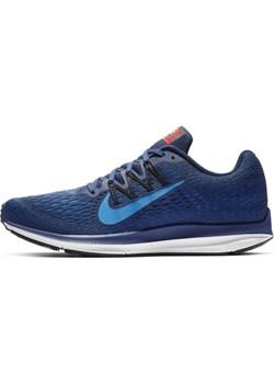 Męskie buty do biegania Nike Air Zoom Winflo 5 - Niebieski  Nike okazyjna cena Nike poland  - kod rabatowy