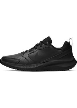 Buty damskie Nike Todos RN - Czerń Nike  wyprzedaż Nike poland  - kod rabatowy