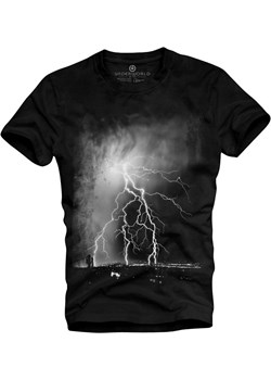 T-shirt UNDERWORLD Organic Cotton Storm  Underworld promocja morillo  - kod rabatowy