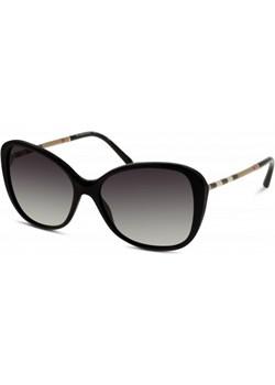 BURBERRY B4235Q 3001/8G - Okulary przeciwsłoneczne - burberry Burberry promocyjna cena Vision Express - kod rabatowy