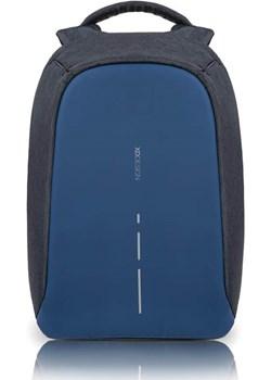 Plecak antykradzieżowy na laptopa oraz tablet Bobby Compact (Czarny-Granatowy) Koruma®  Koruma ID Protection - kod rabatowy