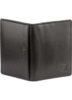 Mały kompaktowy portfelik na karty z albumem szary Koruma Id Protection  - kod rabatowy