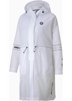 PUMA Damska Kurtka Uliczna BMW M Motorsport, Biały, rozmiar XS, Odzież Puma  PUMA EU - kod rabatowy