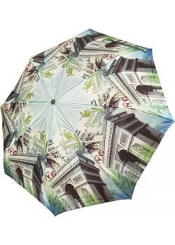 Łuk Triumfalny parasolka składana full-auto satyna  Lantana Parasole MiaDora.pl - kod rabatowy