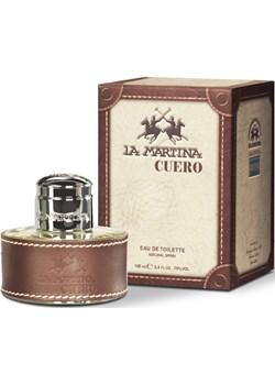 La Martina Cuero EDT 100 ml   Oceanic_SA - kod rabatowy